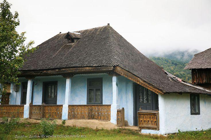 Casa traditionala romaneasca din Lepsa, Vrancea