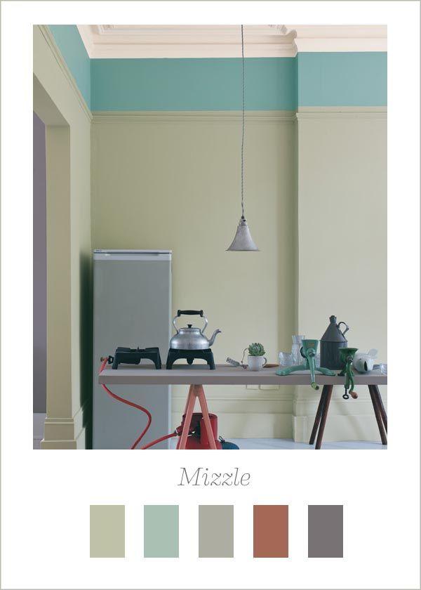 New Farrow & Ball colours - Design Hunter - UK design & lifestyle blog