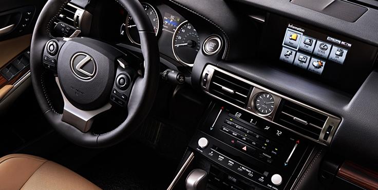 All-new 2014 #Lexus IS - www.LindsayLexus.com