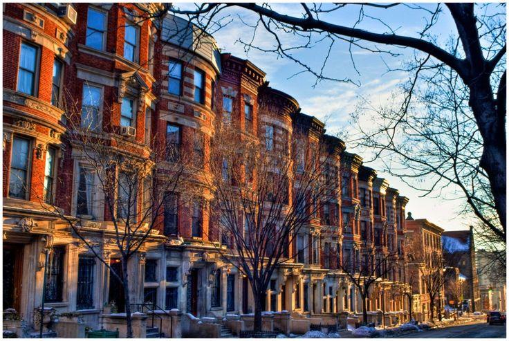 Sugar Hill Brownstones Harlem