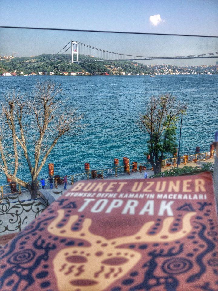 Köprü  ve kitap
