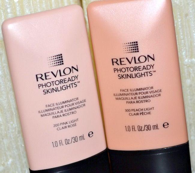 Revlon PhotoReady Skinlights Face Illuminator Review and Swatches via @BeautyTidbits
