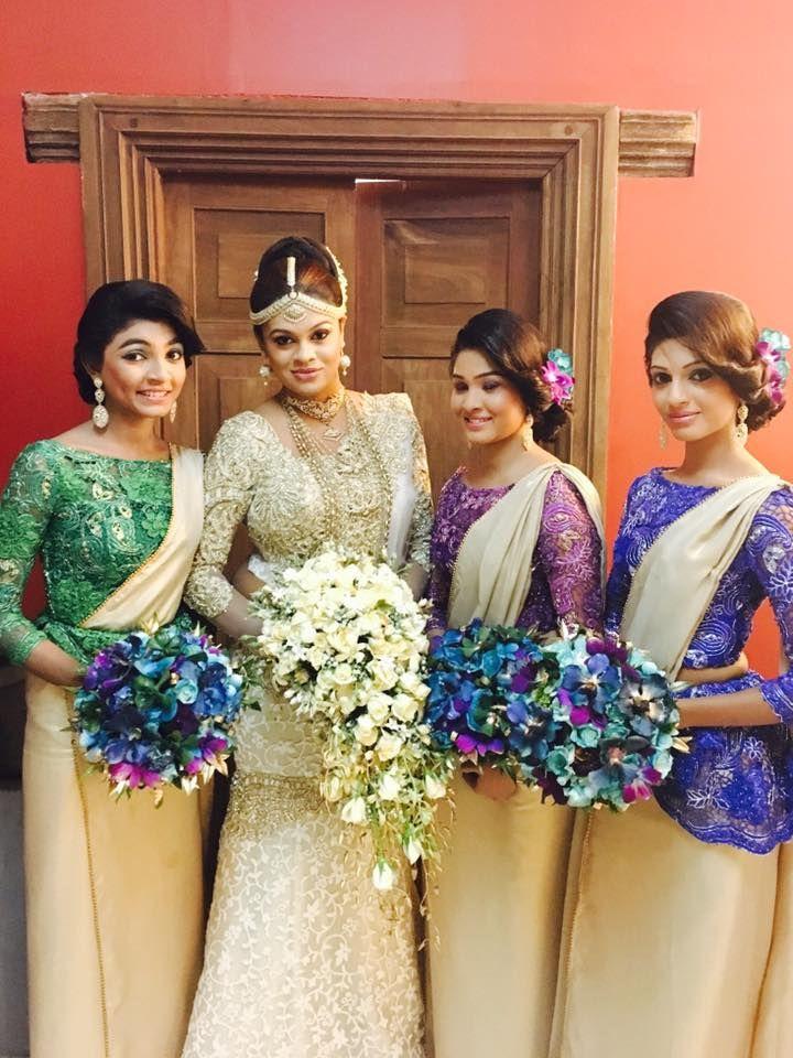Dressed by Manjula Handapangoda.
