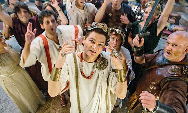 Horrible Histories: 5 brilliant songs from series 5 | Radio Times