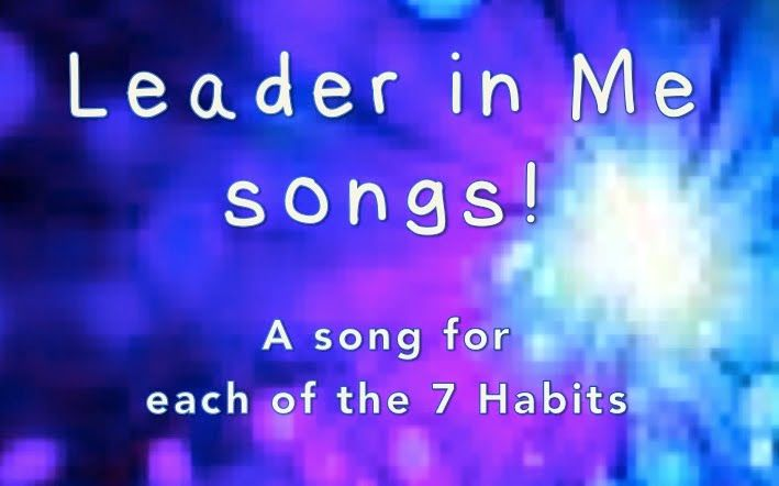 7 Habits of Happy Kids songs for Music Learning Theory teachers. Makes me a happy teacher :)