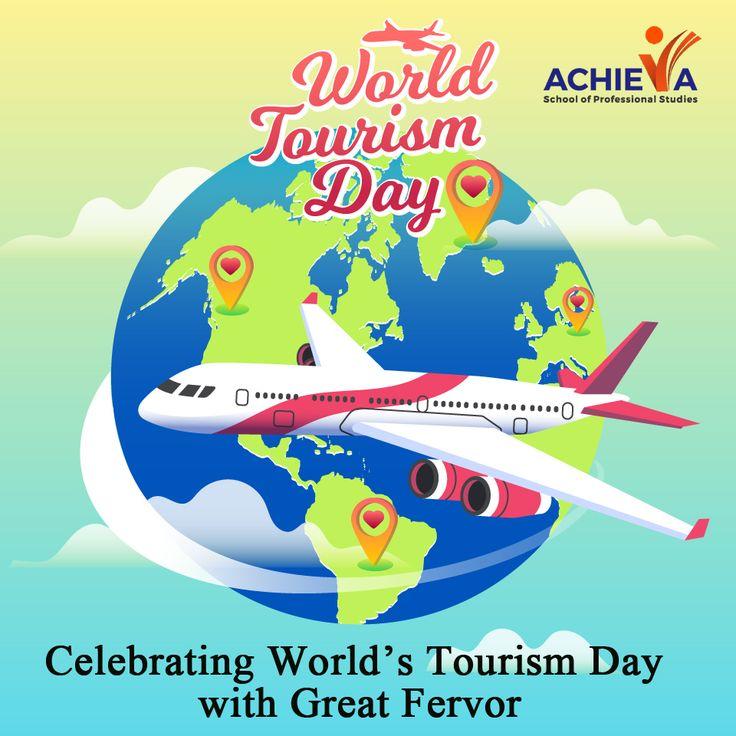 Linking Cultural Diversities.  #Achieve with #Achieva #Worldtourismday
