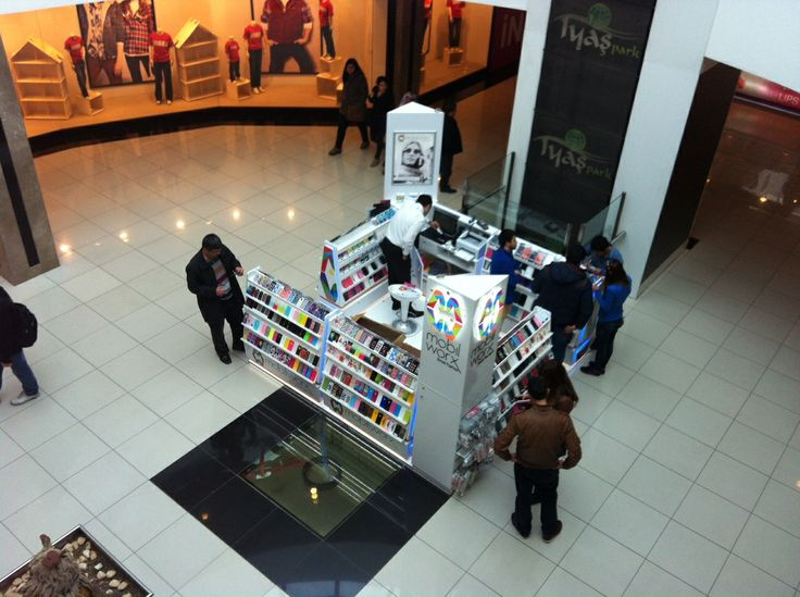 Mobilworx - İyaşPark AVM Birebir hizmet mağazası