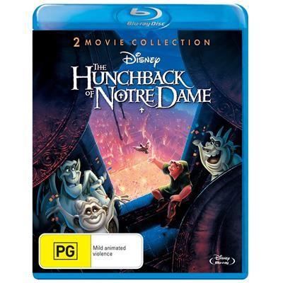 Hunchback Of Notre Dame 1&2