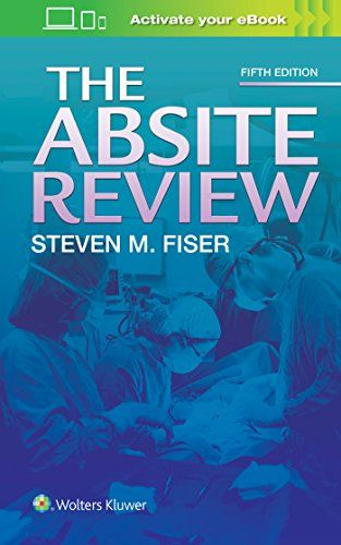 68 best test preparation books images on pinterest test the absite review by steven fiser fandeluxe Images