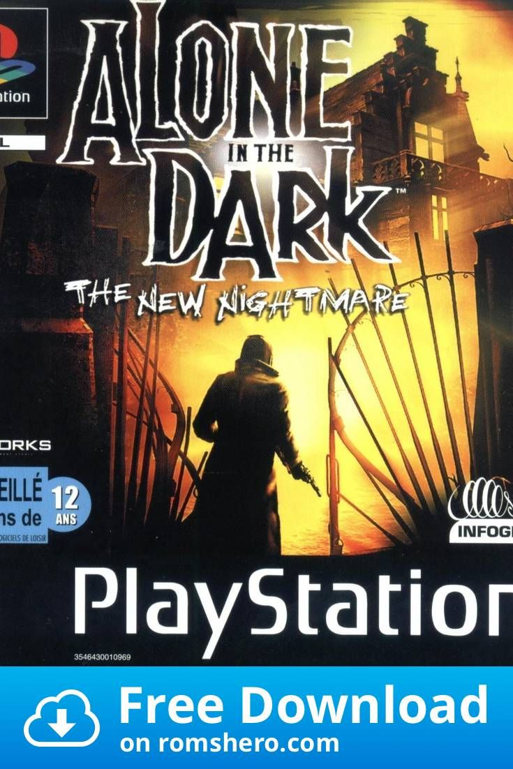 Download Alone In The Dark The New Nightmare Disc1of2 Slus