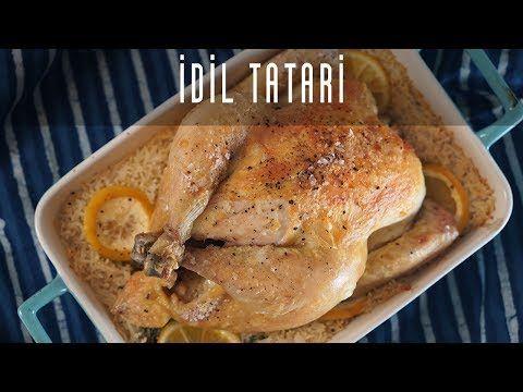 Tavuklu Pilav Tarifi (SADECE 5 MALZEME)- İdil Tatari - Yemek Tarifleri - YouTube