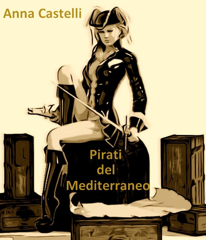 """Pirati del Mediterraneo"", my first ebook"