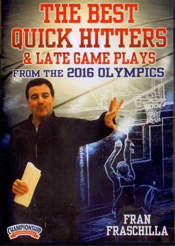 (Rental)-The Best Quick Hitters & Late Game Plays from the 2016 Olympics