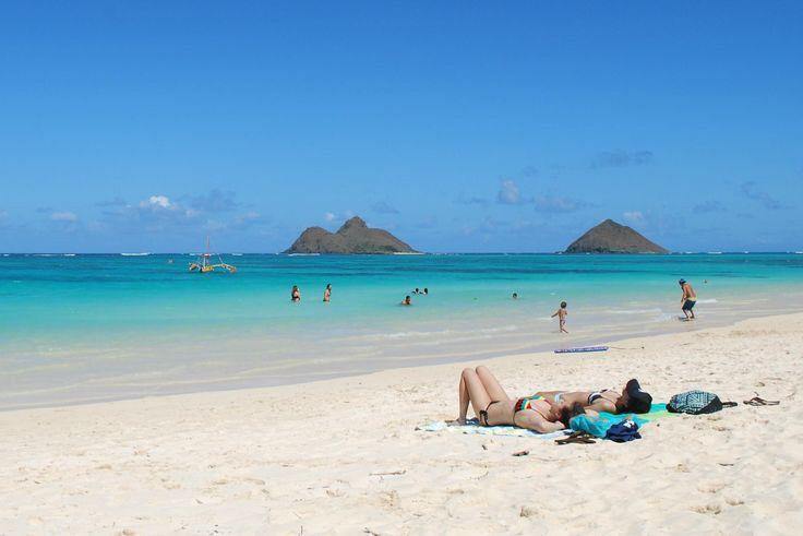 Spiaggia, Hawaii