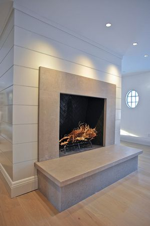 Selected Projects Portfolio In 2019 Limestone Fireplace