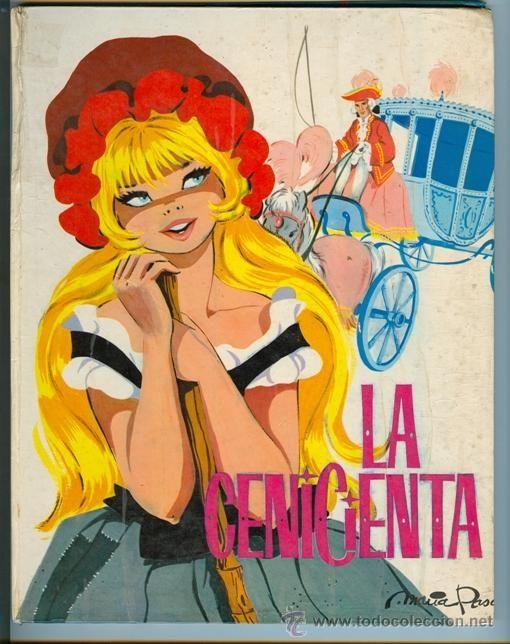 LA CENICIENTA / EL REY MIDAS (CHARLES PERRAULT) - ILUSTRACIONES MARIA PASCUAL