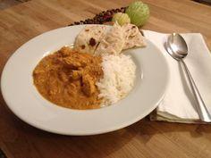 Ein schnelles und authentisches Rezept für ein indisches Poulet Curry in nur wenigen Minuten mit unserem Thermomix gezaubert. ZUTATEN 500 g Pouletfilet in Stücken 1 Zwiebel 3 Knoblauchzehen 1 grüne...