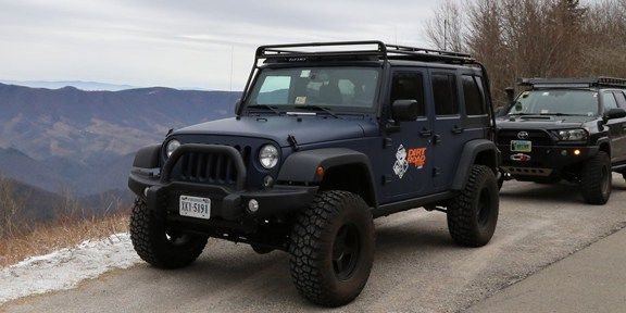 Great Gobi Jeep Roof Rack Review Jeep Roof Rack Jeep Photos