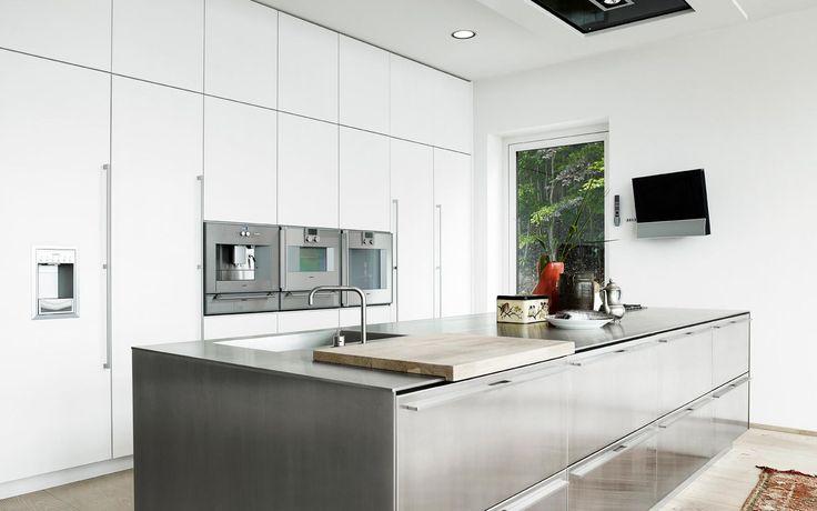 Form 2 - minimalistisk køkken fra Multiform