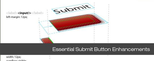 http://www.tripwiremagazine.com/2009/06/24-essential-submit-button-enhancements.html  26 Essential CSS Submit Button Enhancements