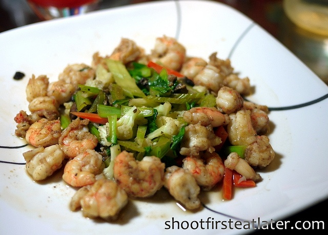Cohen Lifestyle Seafood Meals- shrimp & veggies   Photos