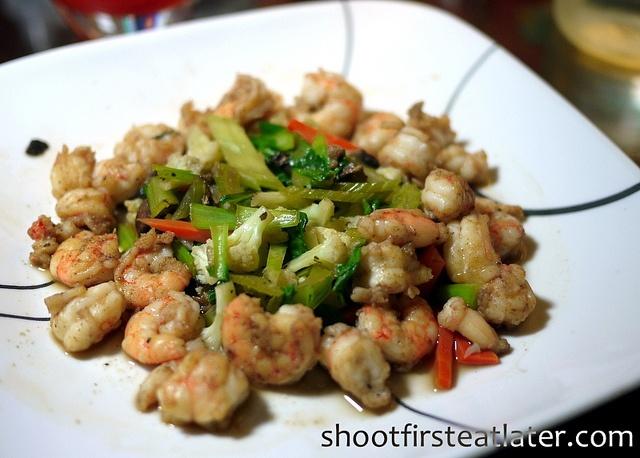 Cohen Lifestyle Seafood Meals- shrimp & veggies   Photos
