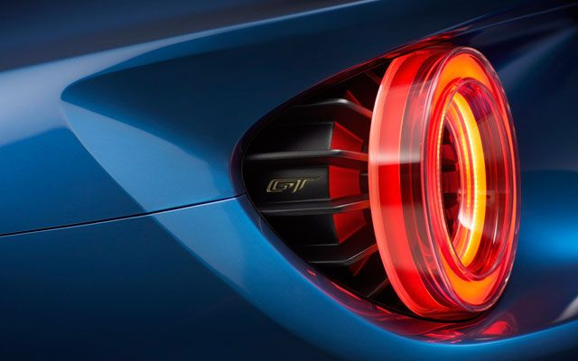 Here's Why You Want Holes in Your Supercar's Lights