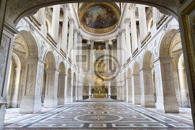 Wall Mural Versailles Castle, Paris, France
