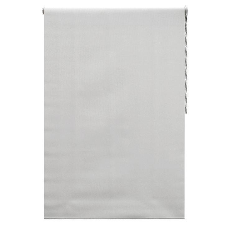 Windoware 120 x 210cm White Blockout Roller Blind