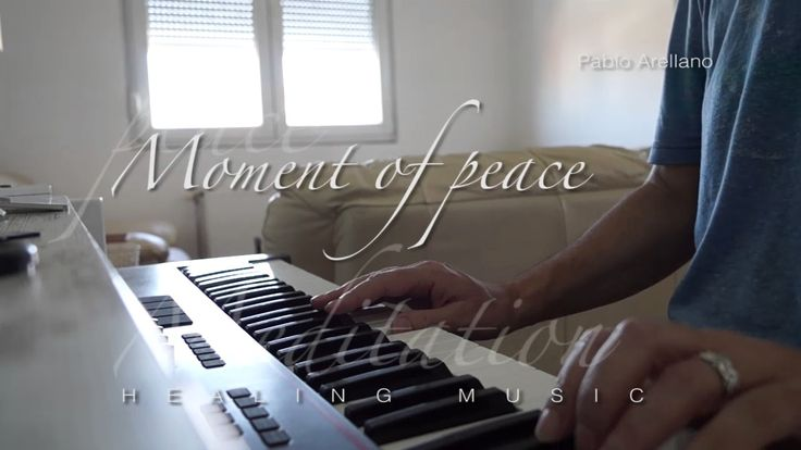 Moment of peace Piano solo Healing and Relaxing Music