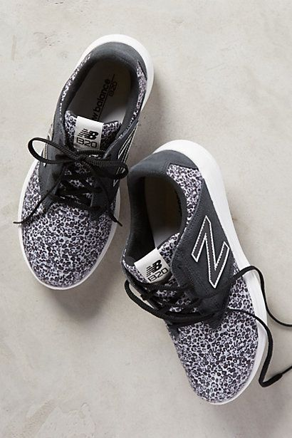 work out in style - cute new balance sneakers from anthropologie