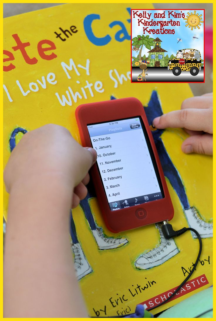 Tech Tuesday featuring iPod Listening Centers! Learn how to put your collection of books on CD onto iPods to make your listening center easy to manage and more exciting for your students!