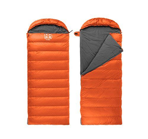 Naturehike Camping Sleeping Bag Outdoor Envelope Down Sleeping Bag Eiderdown Sleeping Bag Orange -- You can find more details by visiting the image link.(This is an Amazon affiliate link and I receive a commission for the sales)