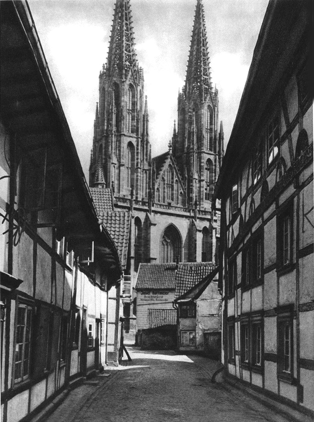 Church of Our Lady of the Meadows, Soest, Germany, 1930s