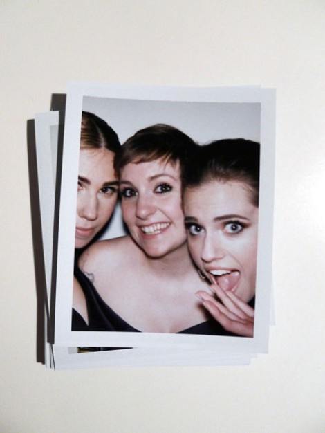 Zosia Mamet, Lena Dunham, Allison Williams - GIRLS