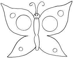 Resultado de imagen de dibujos de mariposas para imprimir