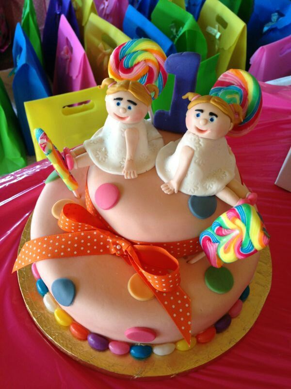 Sugar & Spice cake.