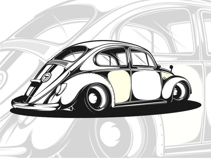 831 best Silueta de carro images on Pinterest ...