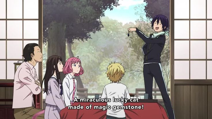 Noragami Aragoto  | Noragami Aragoto Episode 1 English Subbed | Watch cartoons online ...
