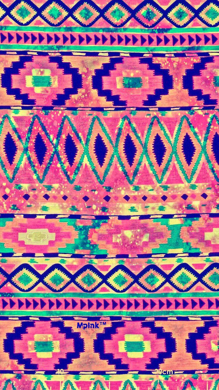 the 25 best aztec pattern wallpaper ideas on pinterest