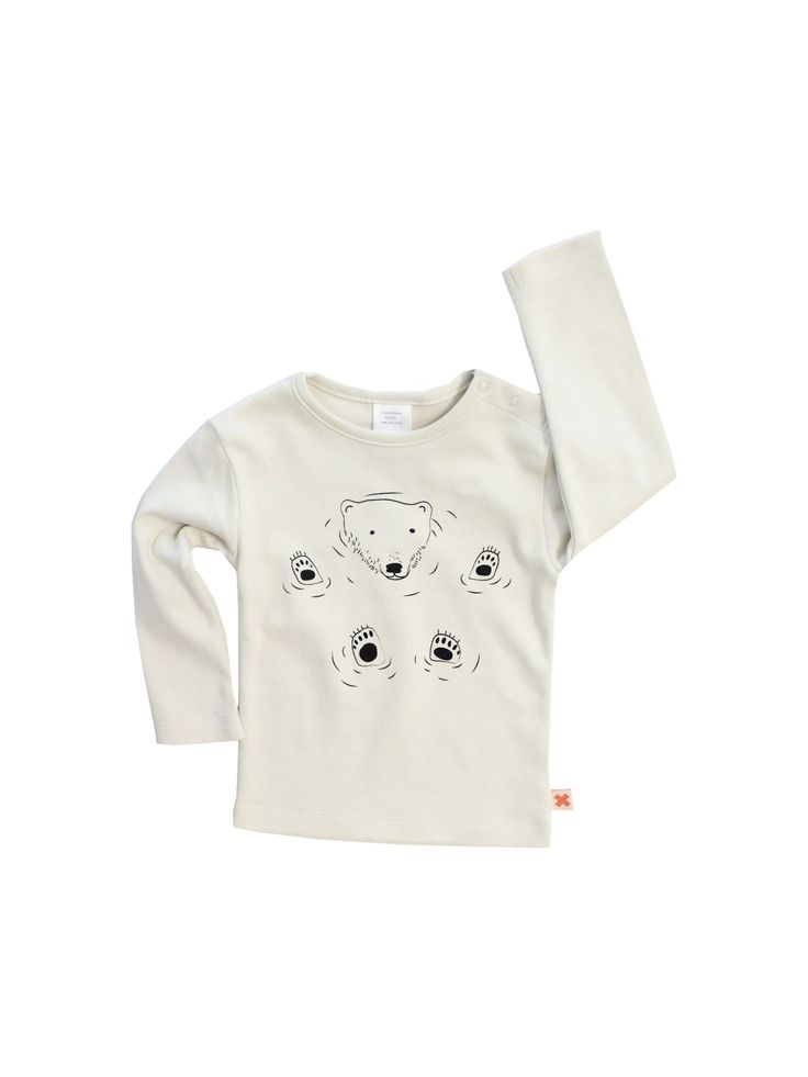Tinycottons - Bear Graphic T-shirt