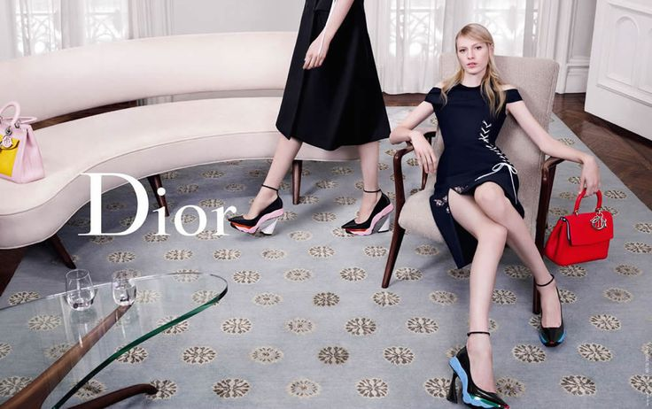 Dior Fall/Winter 2014/2015 Campaign