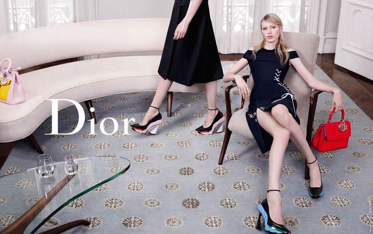 Dior Fall/Winter 2014/2015 Campaign