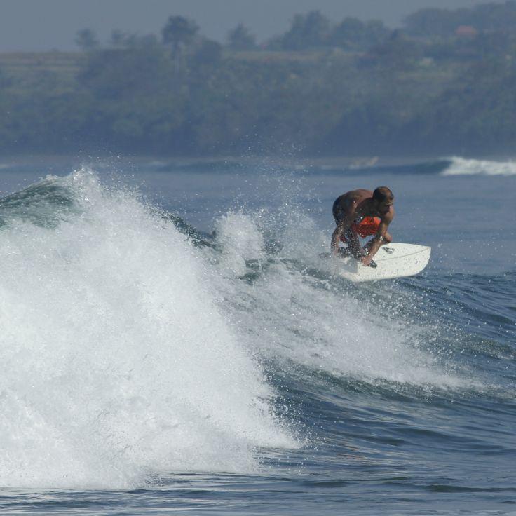 #Medewi longest lefthander pointbreak in Bali  #Trinityboardsports TestingDays @Medewisurfhomestay