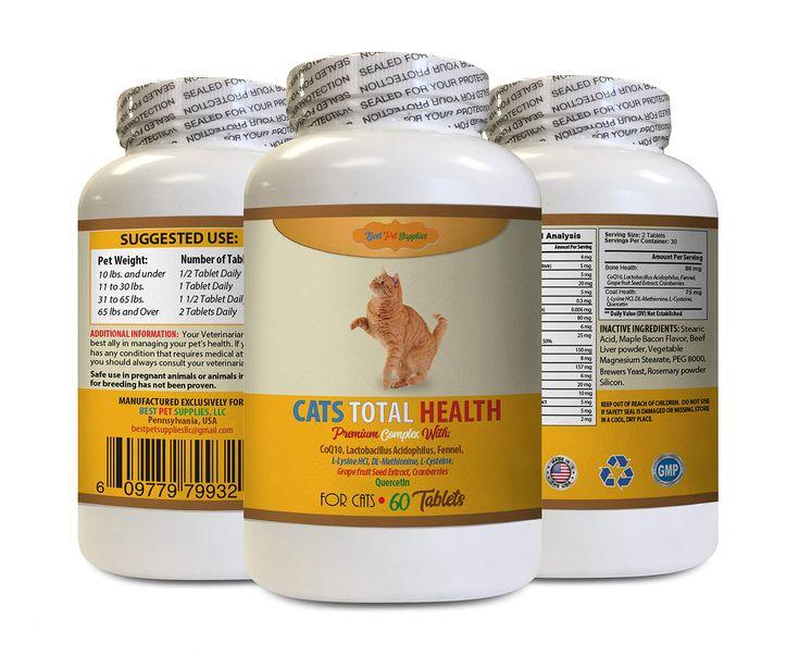 Best pet supplies llc cat hair supplement cats total