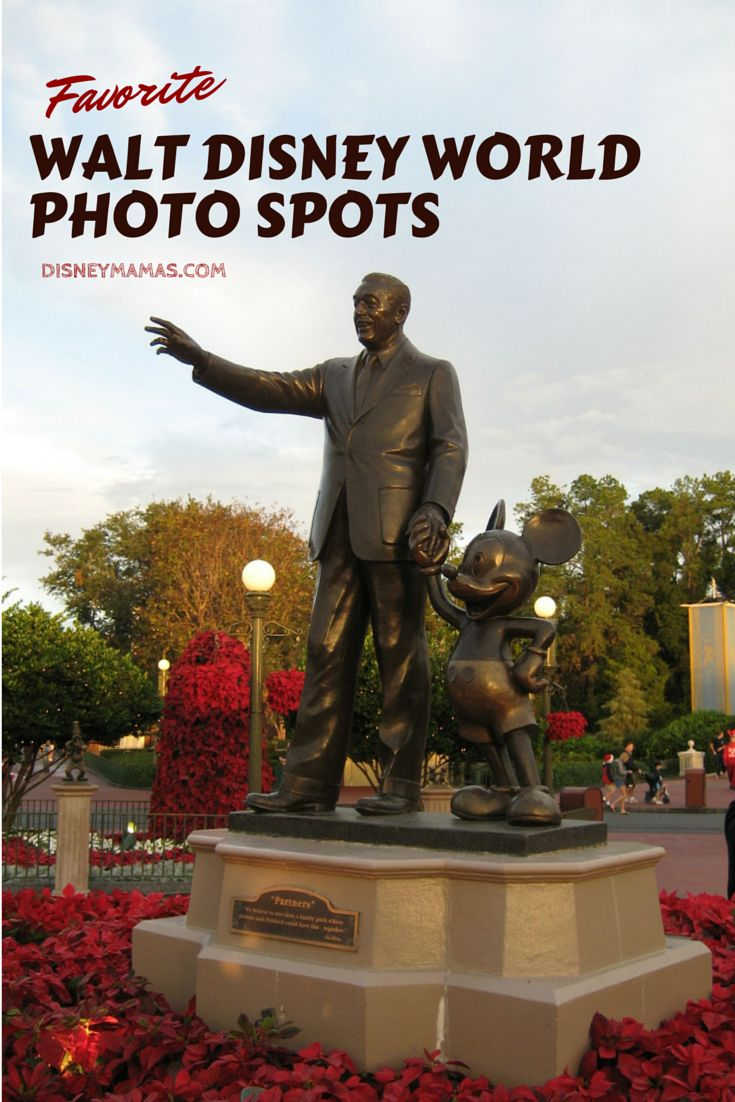 "Favorite Walt Disney World photography spots - Where to get that ""must have"" shot"