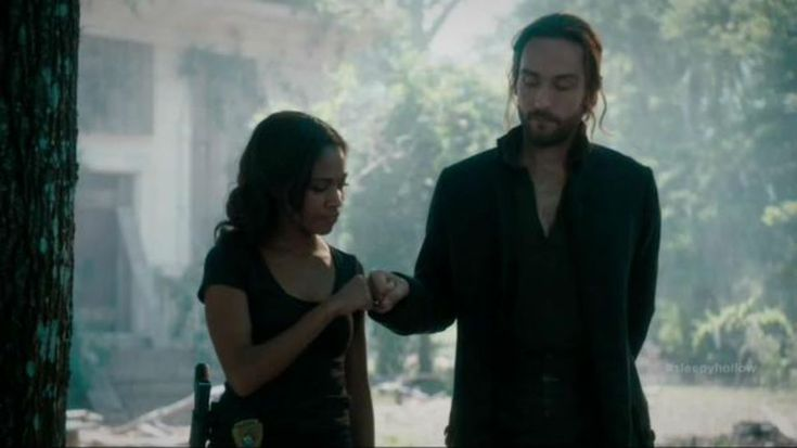 Sleepy Hollow returned from its mid-season hiatus on a wing and a prayer as a mysterious angel comes to town. Orion may have caused more problems for the witnesses, as Ichabod and Abbie struggle to cope with life after the…