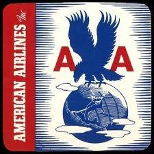 Vintage American Airlines