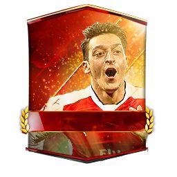 Mesut Özil FIFA Mobile 17 - 98 | Futhead