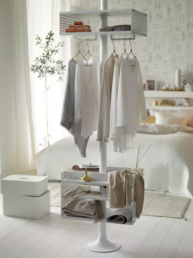 die besten 25 kleiderst nder wei ideen auf pinterest wei e kleiderst nder kleiderst nder. Black Bedroom Furniture Sets. Home Design Ideas